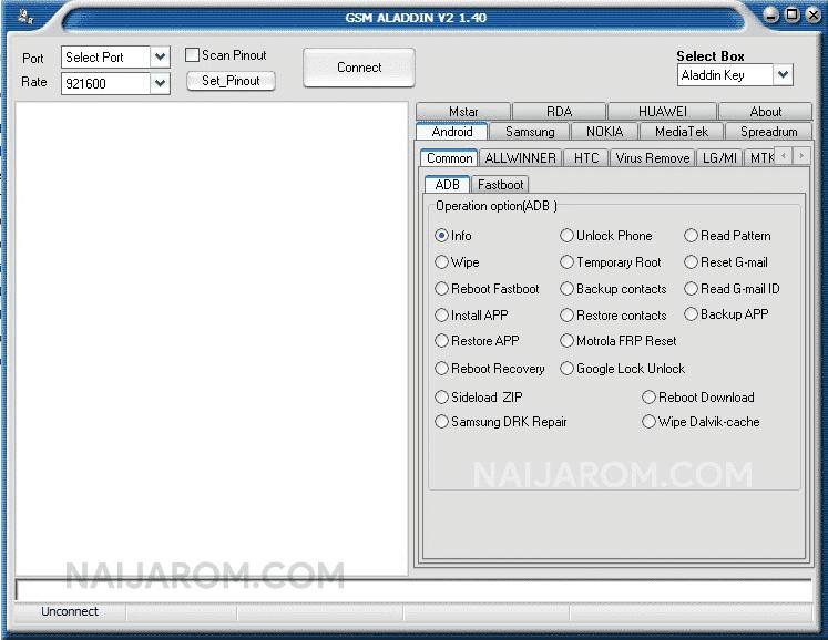 GSM Aladdin V2 1.40