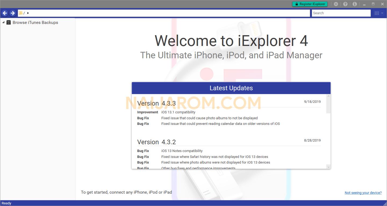 iExplorer v4.3.1
