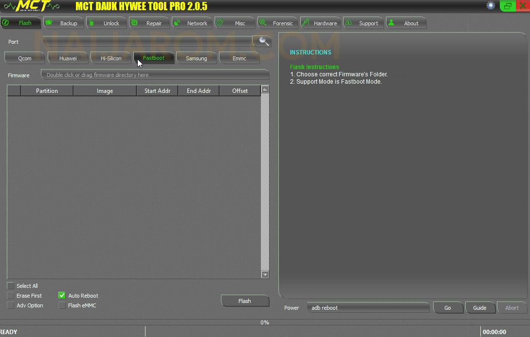 MCT Dauk Hywee Tool Pro v2.0.5