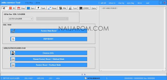 Miko Service Tool Pro v5.2
