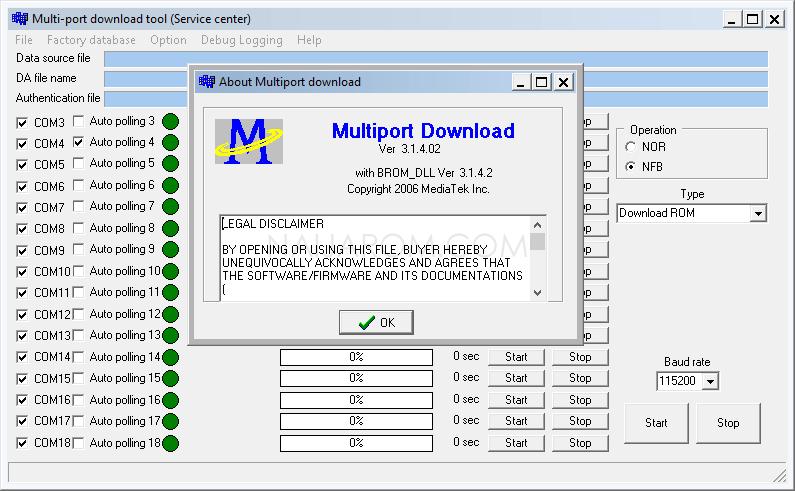 Multiport Download Tool v3.1.4.02
