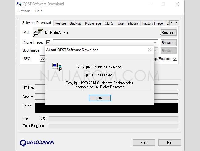 QPST 2.7.421