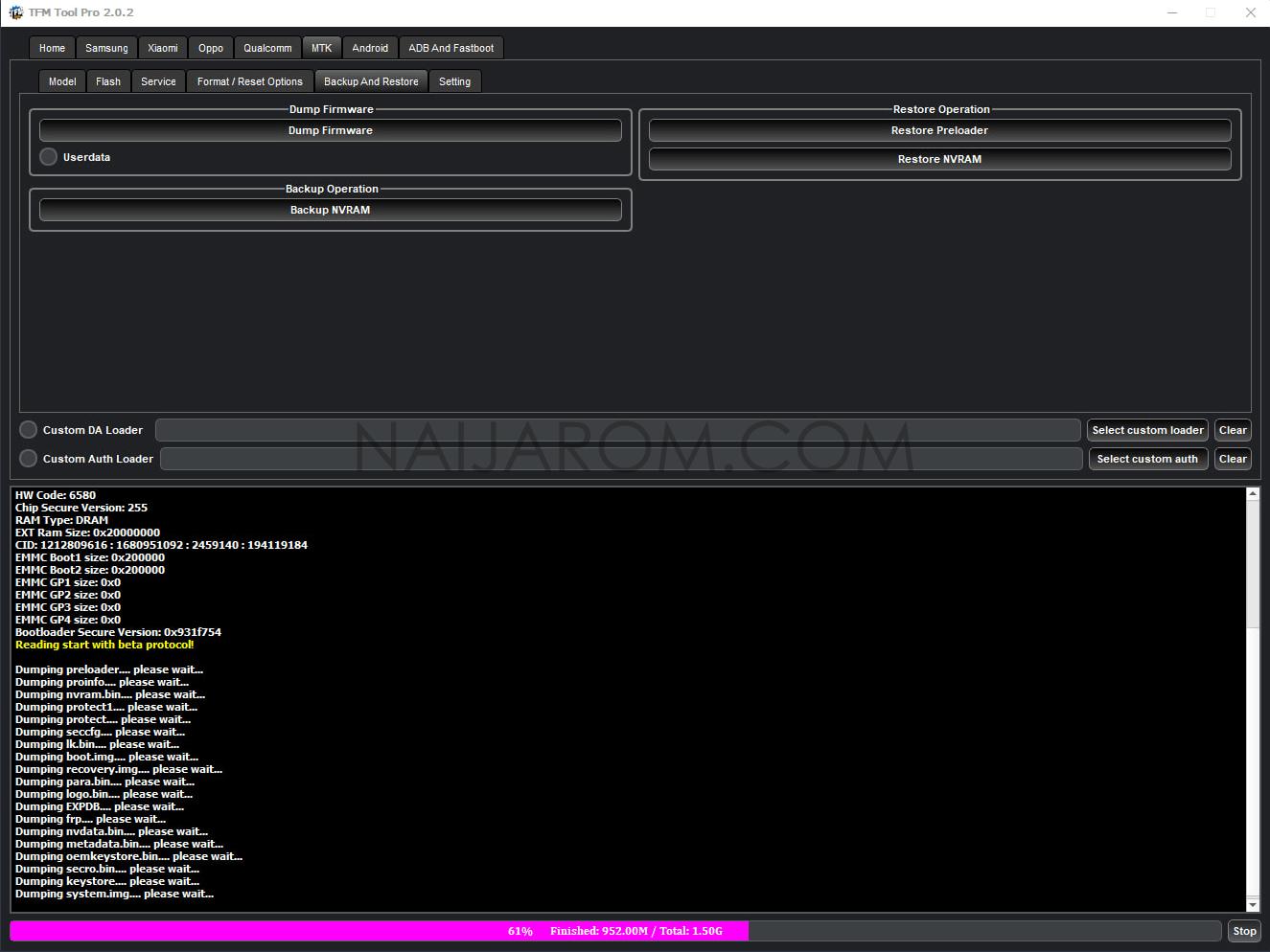 TFM Tool Pro v2.0.2